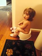 o potty